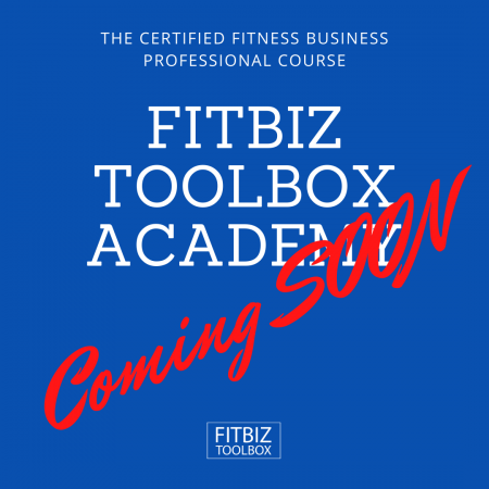 FitBiz Toolbox Academy – Pre-registration available now