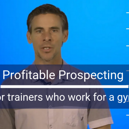 Profitable Prospecting