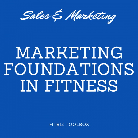 Protected: Marketing Foundations in Fitness