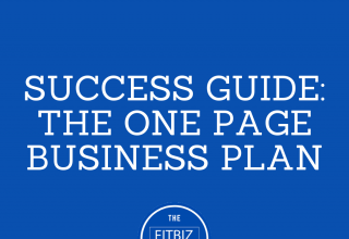 Success Guide: The One Page Business Plan