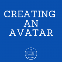 7. Creating an Avatar – Academy Chapter