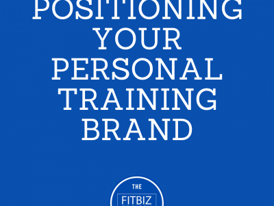 Positioning Your Personal Training Brand