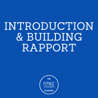 11. Introduction & Building Rapport