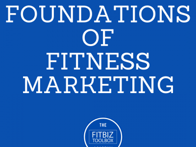 Foundations of Fitness Marketing